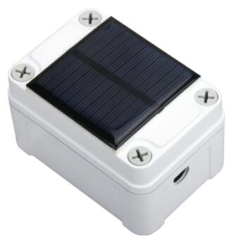 Tracker Node Enclosure with Solar Panel